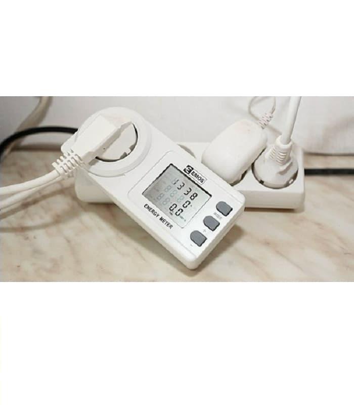 wattmeter fht 9999 p5821 8595025366986 de. Black Bedroom Furniture Sets. Home Design Ideas