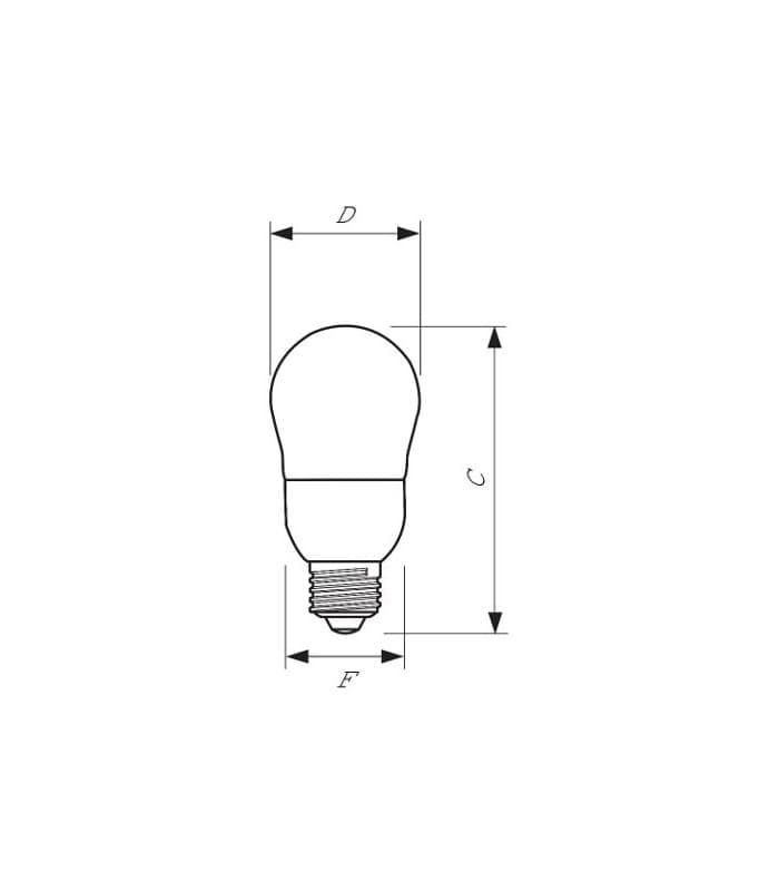 eco ambiance a 14w 827 ww e27 929689873124 8710163215631 si. Black Bedroom Furniture Sets. Home Design Ideas