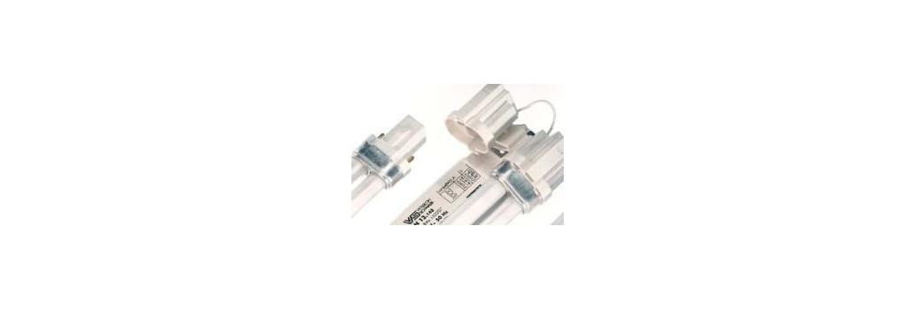Ballasts with lampholder