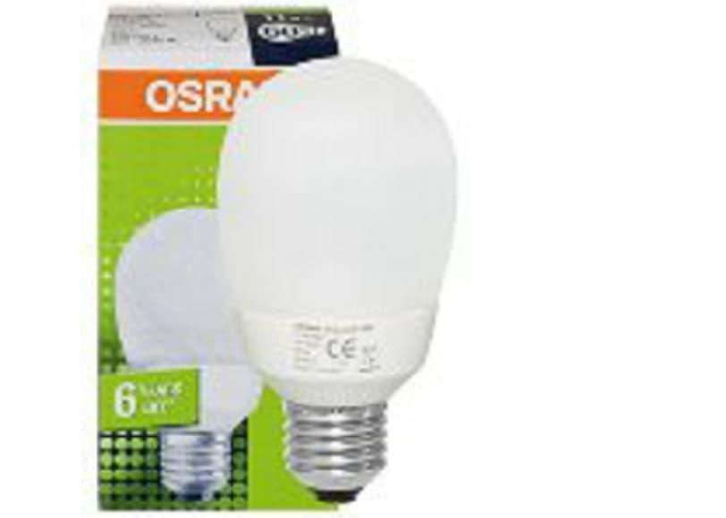 Todos Osram LED y lámparas de ahorro de energía que se evalúan se calificado como