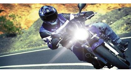 Motorcycle lighting from OSRAM: visible, efficient and individual