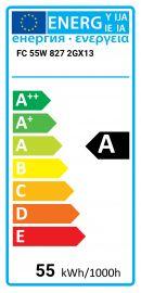 FC 55W 827 2GX13 Osram 4050300646275 FC-55-827